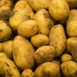 pommes de terre locales (kg)