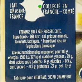 Emmenthal (lait plaisir) 240 G